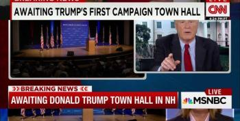 Republican Town Halls Open Thread