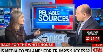 Amy Goodman Shames CNN: Media 'Manufactures Consent' By Giving Trump 23 Times More Coverage