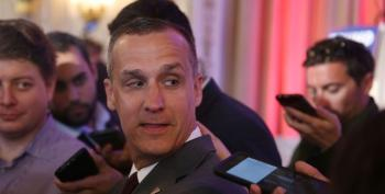 Trump's Campaign Manager Called Staffer C-Word In Old Koch Job
