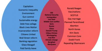 The Difference Between Republicans And Democrats In One Chart