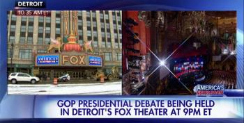 GOP Detroit Debate Open Thread