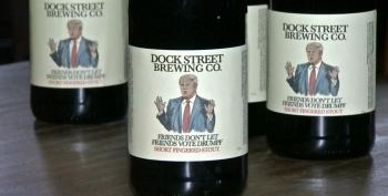 Philly Brewery Bottles Anti-Trump Beer