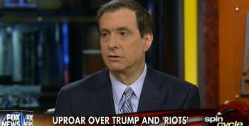 Howard Kurtz: 'I Was Surprised That The Media Went To DEFCON 1 Over Trump's Riots Comment'