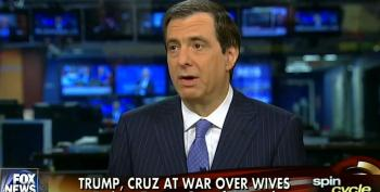 Does Howard Kurtz Think Some Of Trump's Attacks On Kelly Were Fair?