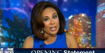 Fox's Wingnut Judge Pirro Attacks Liberals For Supposedly Censoring Trump