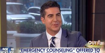 Fox's Jesse Watters Calls Emory University Students 'The Enemy'