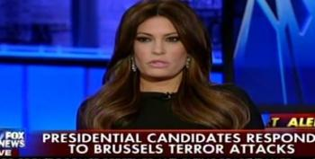 Fox's The Five Use Brussels Terror Attacks To Promote Torture (And Donald Trump)