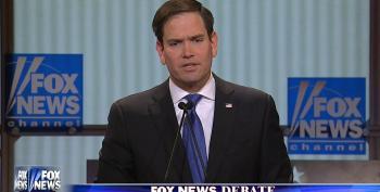 Marco Rubio Attacks Democrats For 'Politicizing' Flint Water Crisis