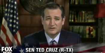 Ted Cruz Celebrates Easter By Calling For More Indiscriminate Killing Of Civilians