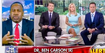 Ben Carson Gives GOP Dire Warning: Make Trump The Nominee Or Face 'Absolute Destruction'