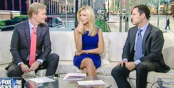 Fox & Friends Host Says 'We Can All Relate' To Families That Survived Soviet Concentration Camps