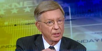George Will Fears Donald Trump Will Turn The GOP Into 'The Party Of White People'