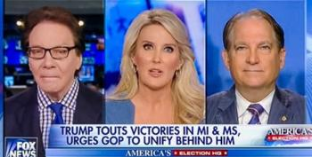 Alan Colmes: Trump's 'Unity' May Only Unite Factions Of White Supremacists