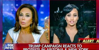 Katrina Pierson: Trump Rally Violence Is 'American People Having A Head-On Collision With The Truth'