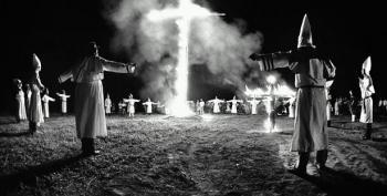 No, The Ku Klux Klan Has Never, Ever Been A 'Leftist' Organization