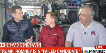 Radio Host Asks Christians: How Can You Vote Trump After He Said Romney 'Offered To Blow Him'?