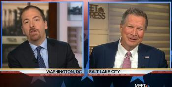 John Kasich: 'Maybe Ted Ought To Get Out Because He Can't Win In The Fall'