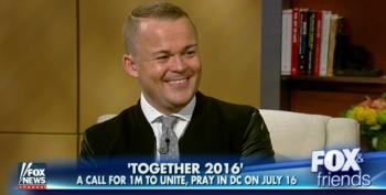 Fox 'News' Praises A New Generation Of Evangelical Grifters