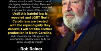 Rob Reiner Leads Boycott Of North Carolina Over Hate Bill