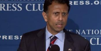 Bobby Jindal Blames Donald Trump On Obama's Intellect