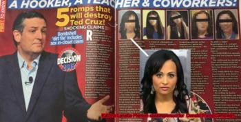 National Enquirer Claims To Have A Scoop On Ted Cruz' Sex Scandal