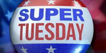 Super Tuesday Open Thread Part 1 - Update X 11