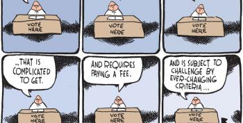 Open Thread - This Is What Voter Fraud Looks Like