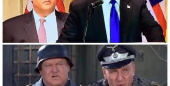 Open Thread - Spot The Difference