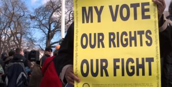 Nevada Settles Lawsuit, Helps Poor People Register To Vote