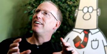Dilbert Creator Says Trump Will Win Because Americans Have A Daddy Complex