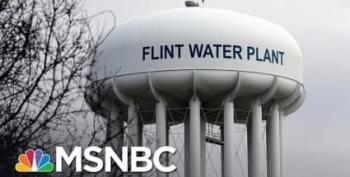 Republican AG Exploiting Flint For Political Ambition