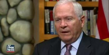 Former Secretary Gates Feels Double-Crossed By Obama's Defense Cuts