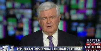Gingrich Downplays Chance Of Contested GOP Convention