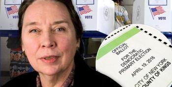 GOP Clerk Who Wiped Thousands Off NY Voter Rolls Suspended Without Pay