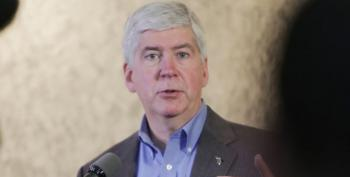 Racketeering Lawsuit Filed Against Michigan Governor For Flint Water Crisis