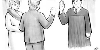 Open Thread - The Swearing In