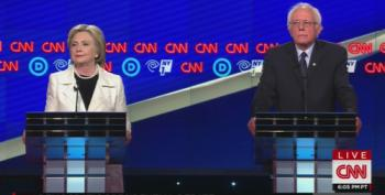 Snap Poll: Who Won The 2016 Brooklyn Democratic Debate?