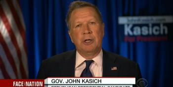 Kasich Says His Campaign Is Vetting Potential Vice Presidential Candidates