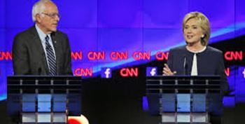 CNN Democratic Debate Open Thread