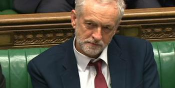 Britain's Jeremy Corbyn Says It All In 44 Seconds