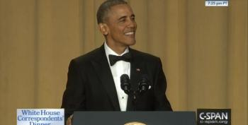 President Obama's Final White House Correspondent's Dinner: Mic-Dropping Funny
