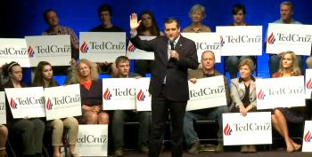 If Ted Cruz Wants The Nomination, He Should Run On An All-Bathroom Campaign From Now On