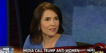 Fox Guest: Media Loves To 'Play Gotcha With Republican Candidates' On Abortion