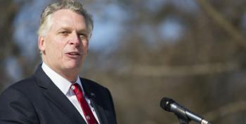 Virginia Governor Restores Voting Rights To 200,000 Felons