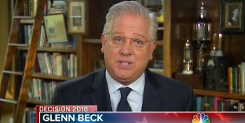 Glenn Beck Predicts The End Of The GOP If Trump Or Cruz Denied Nomination