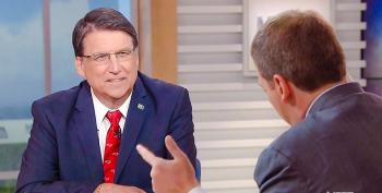 NC Gov. Pat McCrory: 'It Was The Left That Brought About The Bathroom Bill'