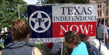 Texas Fights To Secede From The United Damn States Of America
