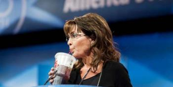Sarah Palin Wimps Out Of Phony 'Debate' Promoted By Climate Deniers