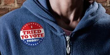 Democratic Party And Clinton Campaign Sue Arizona Over Voting Rights