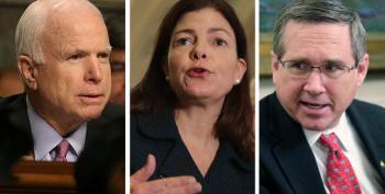 Awww, Vulnerable Senators Skipping GOP Convention